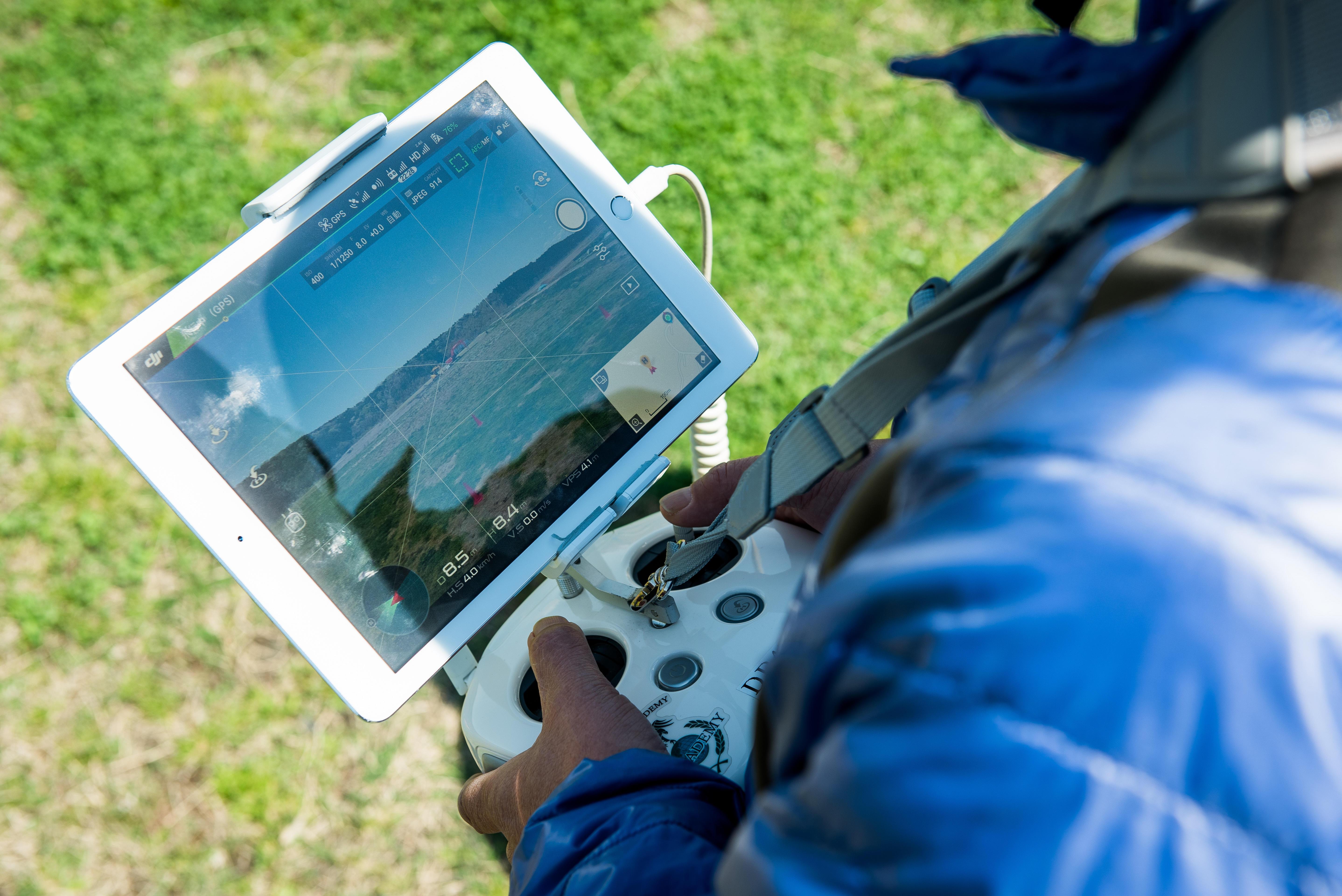 コントローラーからのWi-Fiや2.4GHz電波を使用