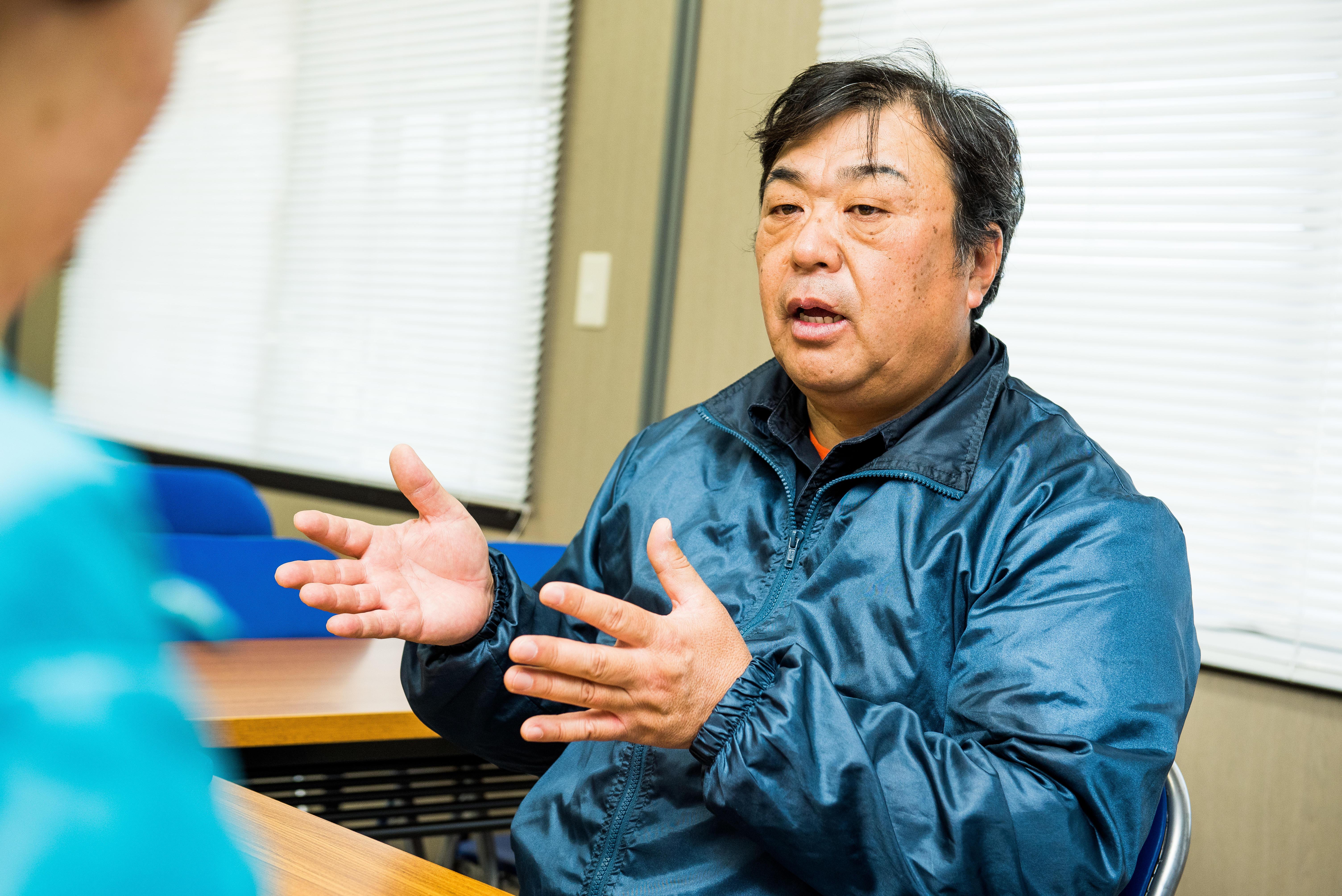 依田健一さん