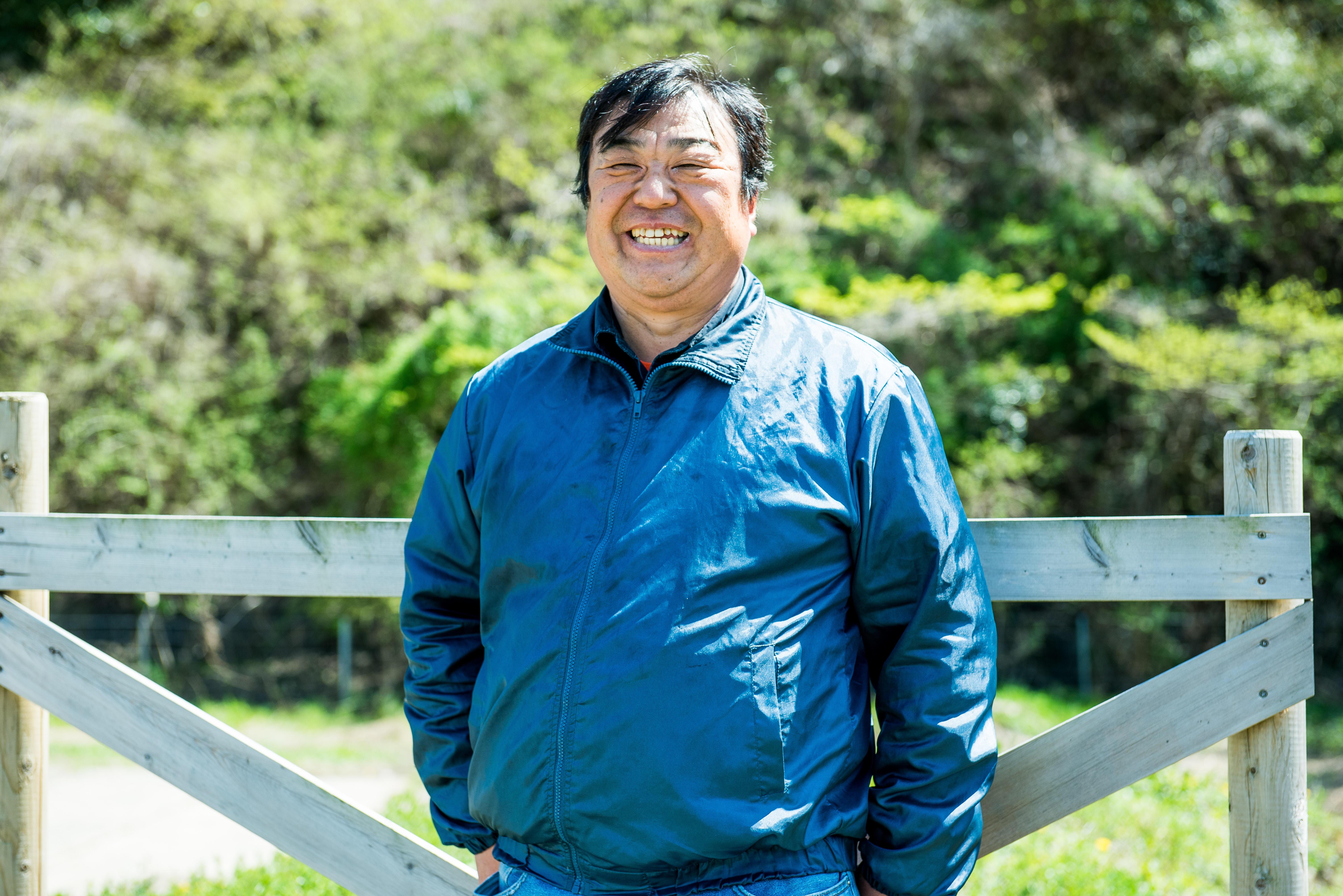 ドローンスクールの代表、依田さん