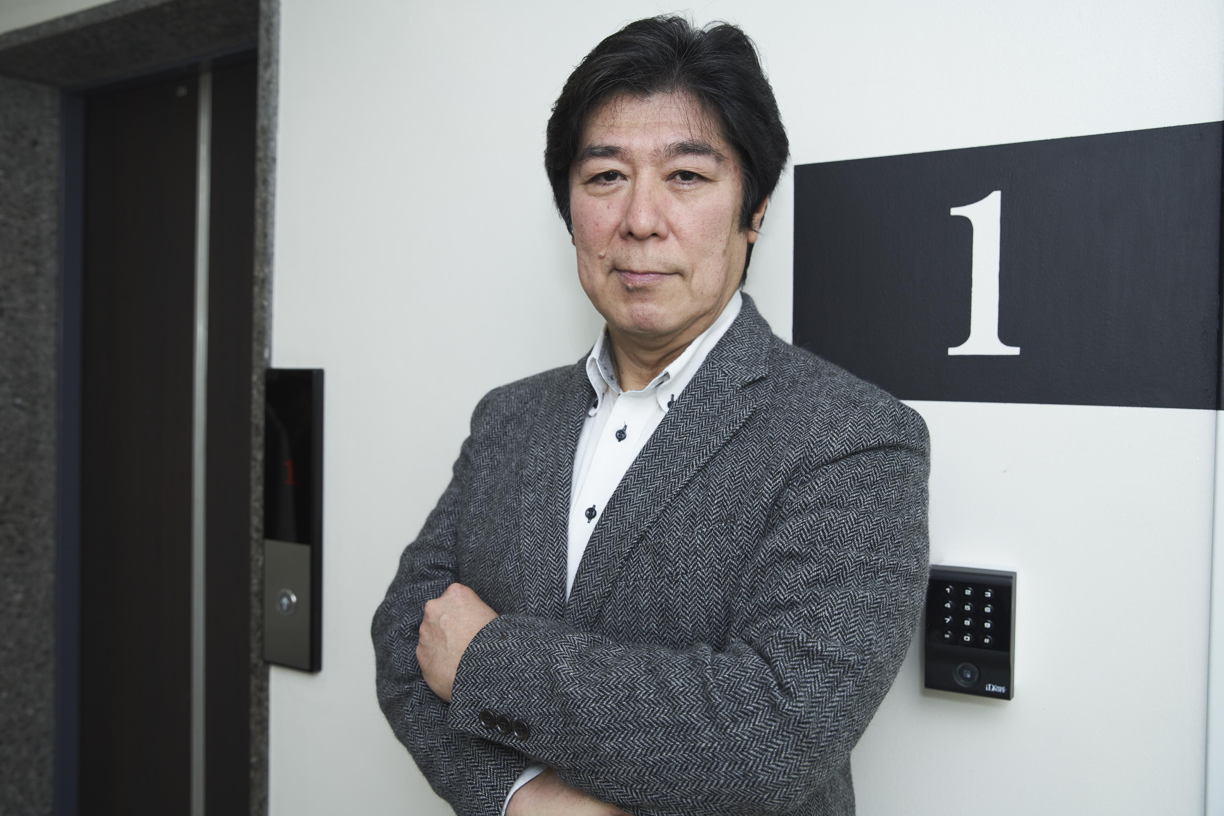 災害危機管理アドバイザーの和田隆昌さんの画像