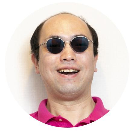 SIM太郎顔