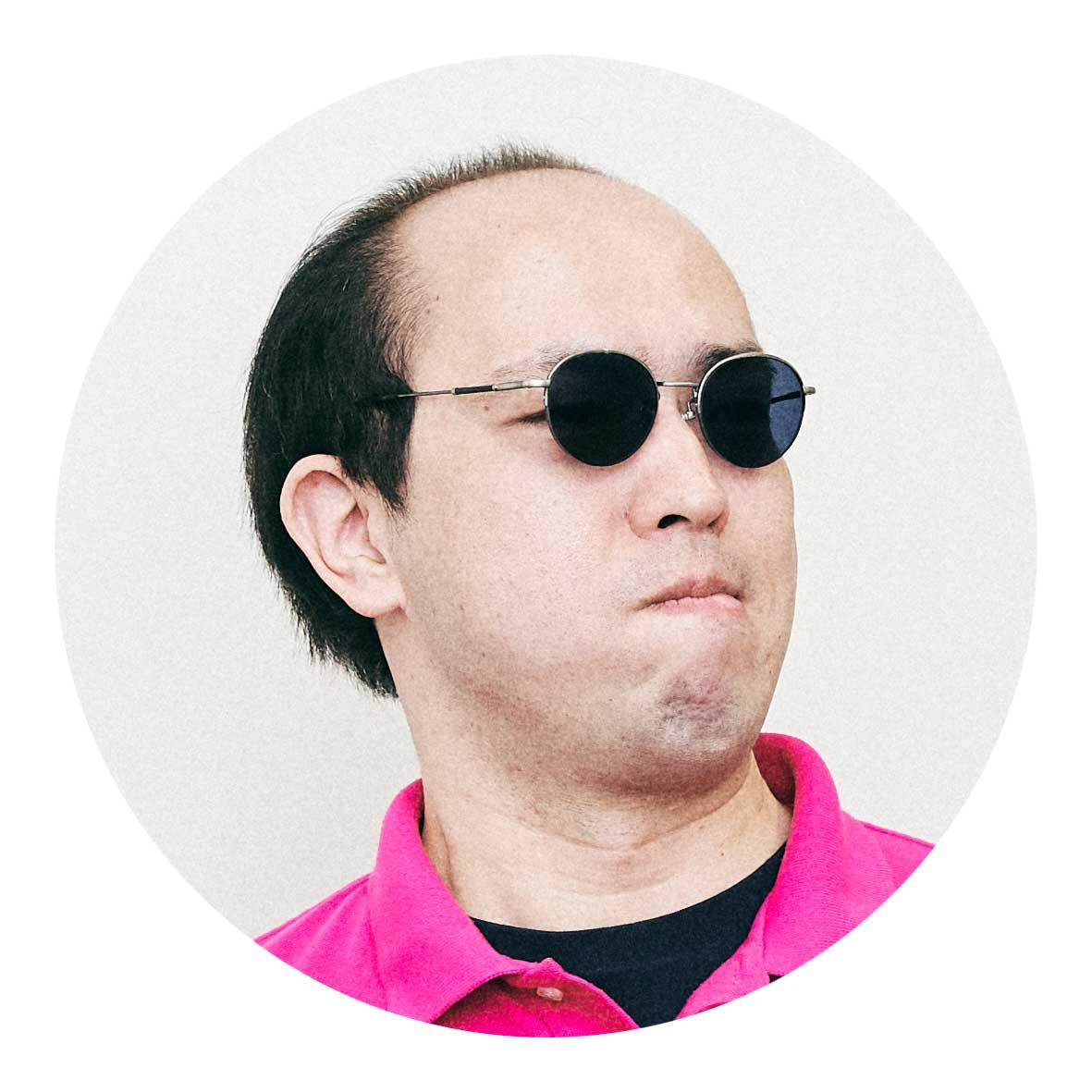 SIM太郎イキリ顔